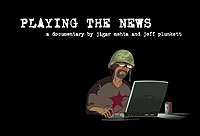 Playing the News
