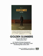 Golden Slumbers press kit image