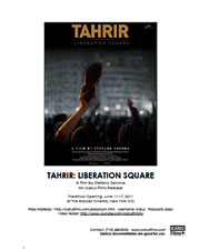 Tahrir: Liberation Square press kit image