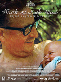 Beyond My Grandfather Allende Poster