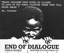 End of the Dialogue